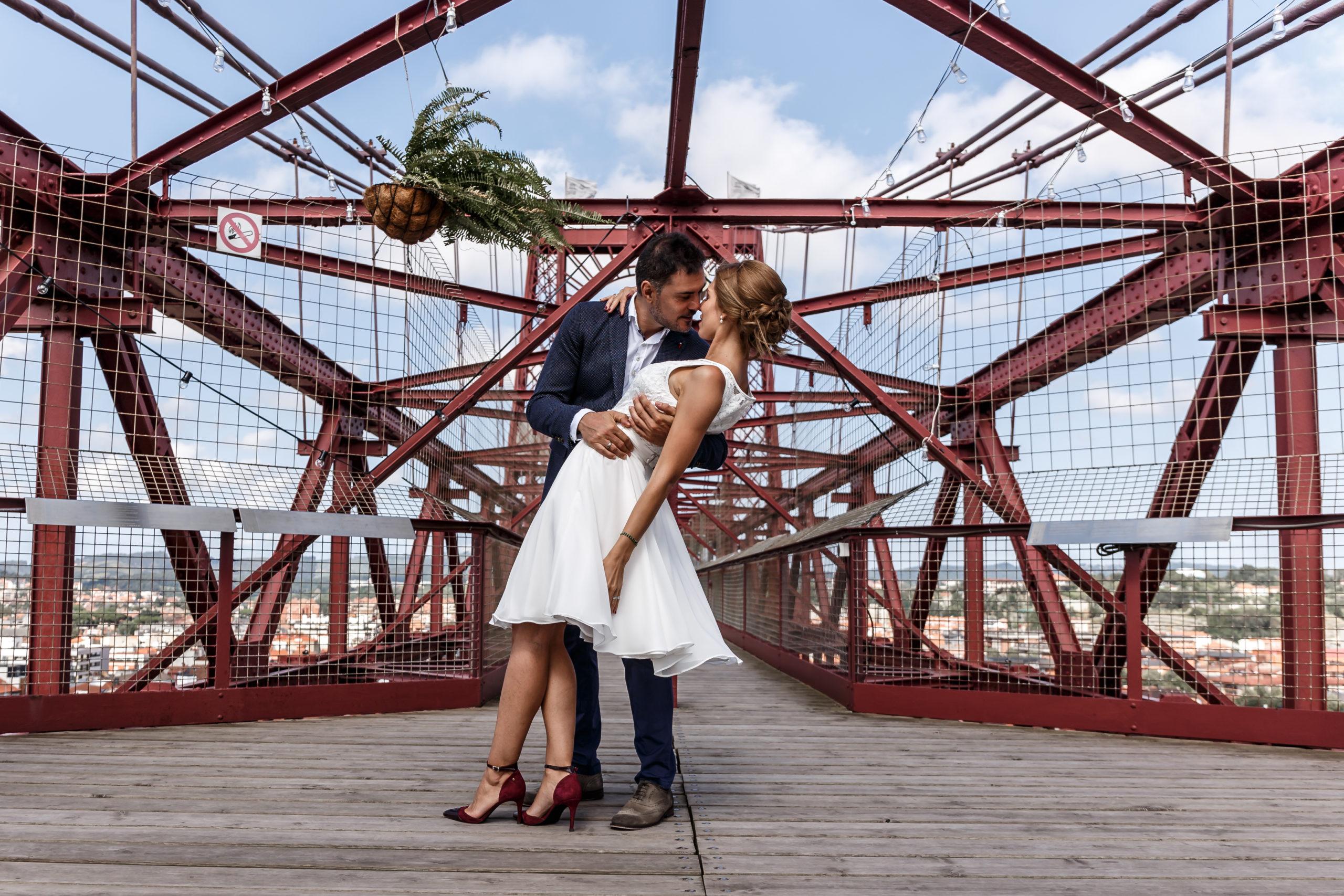 reportaje boda ezkontza erreportaia puente colgante bizkaia zubia