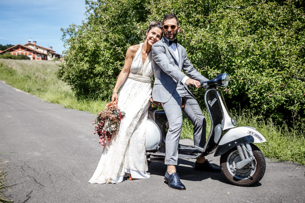 boda en lekeitio ezkontza