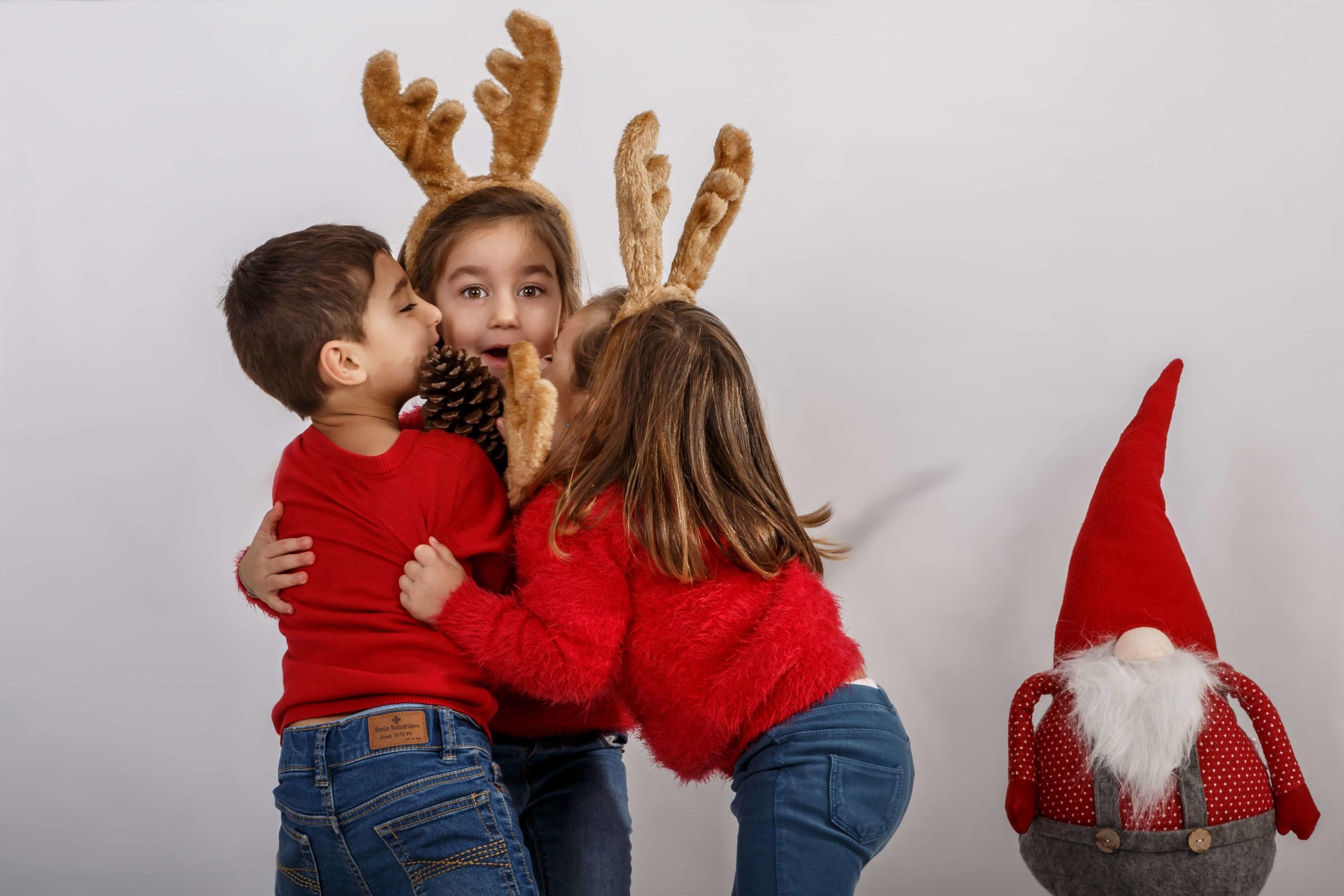 sesion niños infantil navidad en barakaldo