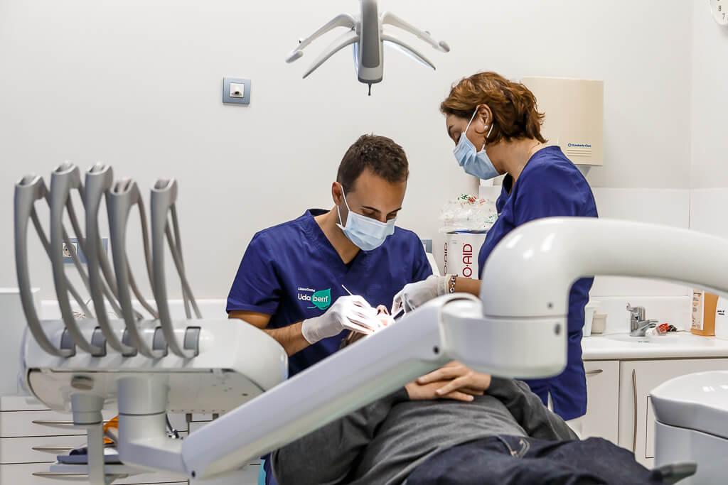 clinica dental udaberri getxo