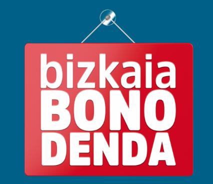 Bizkaia bono denda 2021